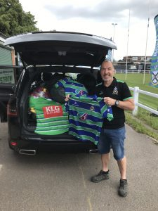 A massive thank you goes out to Ilkeston Rugby Club