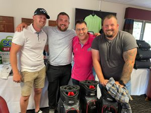 Our golf day supporters